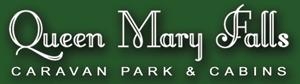 Queen Mary Falls Caravan Park Logo